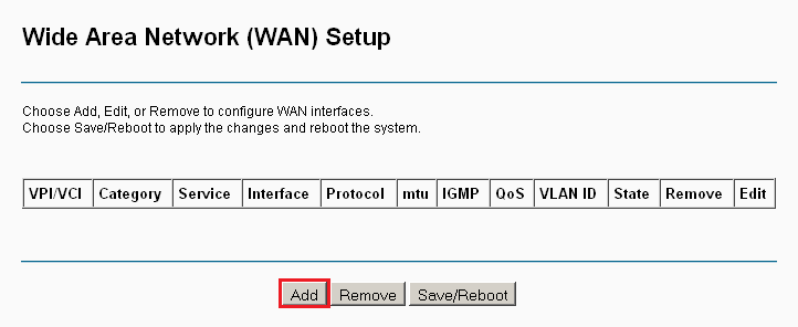 how to change passowrd to router tp link td vg3631